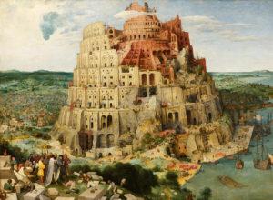 Turnul Babel (1563) - Pieter Bruegel cel Bătrân Elder